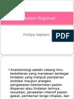 Anastesi Regional
