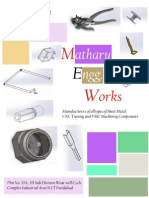 Matharu Engg Works Company Profile