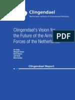 Future Armed Forces Toekomst Visie Defensie en WEB