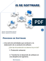 Procesos de Software- Unidad 2 - Sommerville
