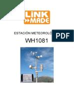 Manual Estacion Meteorologica Pce Fws20