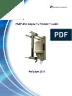 PMP450 Capacity Planner Guide R13.4