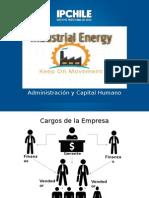 Administración y Capital Humano (Empresa)