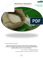 25th November ,2015 Daily Exclusive ORYZA Rice E_Newsletter by Riceplus Magazine