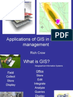 Applications of GIS in invasive management