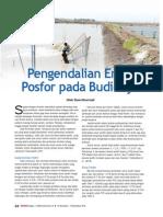 Pengendalian Emisi Posfor Pada Budidaya_Trobos Aqua