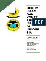 Hukum Islam Umat Konstribusi Islam Di Indonesia