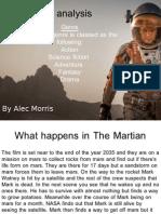 The Martian Analysis