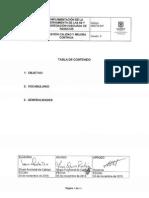 GMC-IN-001 Implementación de La Herramienta de Las 5s y Segregación Adecuada de Residuos