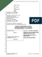 Signal IP v VW Stay Pending Settlement