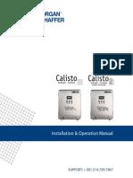 Manual Calisto 2