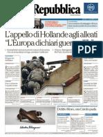 LaRepubblica 17.11.2015