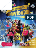 Catálogo Navidad Toys R Us