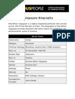 Atal Bihari Vajpayee 3649