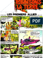 Les Robinsons De La Terre 09 - Les Premiers Alliés