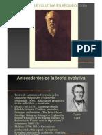 Teoria Evolutiva en Arqueología