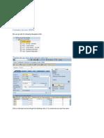 SAP Accounts Receivable Training Tutorial