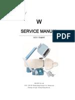 W Service Manual