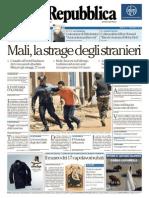 LaRepubblica 21.11.2015
