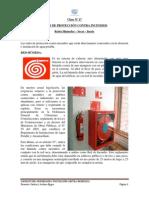 Clase Nº 17 Combustion, Prevencion y Protección Contra Incendios