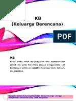 KB (Keluarga Berencana)
