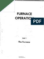API Furnance Operation