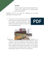 La Contaminación en Piura (1)