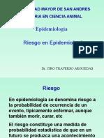 3. Epidemiologia - Riesgo