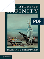 Barnaby Sheppard-The Logic of Infinity-Cambridge University Press (2014)