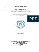 Laporan KP- Wahyu Ardianto- I8611033