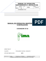 Manual Cocinador CF 50 SO 29802