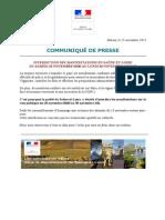 Interdiction Manifestations Saône-Et-Loire