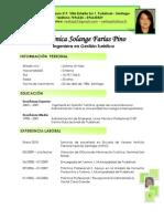 Curriculum Pastoral Veronica Farias