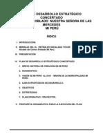 Plan de Desarrollo de Mi Peru