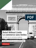 Oracle Retail - Le commerce sans limites