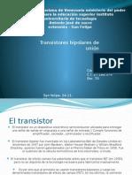 Jose Cordova - Transistores bipolares de unión