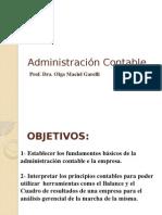 Administración Contable