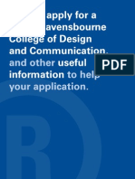 Application Booklet