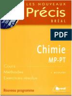 Precis Chimie MP by ExoSup.com