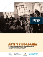 Arte y Ciudadania