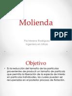 Molienda Convencional- Semiautogena