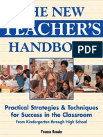 Yvonne Bender-The New Teacher's Handbook_ Practical Strategies & Techniques for Success in the Classroom from Kindergarten Through High School (2003).pdf
