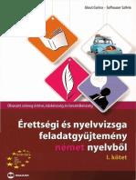 Érettségi És Nyelvvizsga Feladatgyűjtemény I.