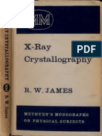 X-Ray Crystallography - James
