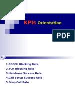 2G KPI Orientation
