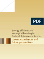 Energy Efficient and Ecological Housing in FI EE and LV1