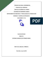 Guia de Ejercicios Sistemas de Primer Orden 130428182259 Phpapp01