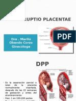 Dpp Abruptio Placentae