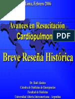 Como Se Inicio La Rcp Dr Raul Alasino
