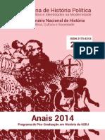 Anais 2014 Semana de Historia Politica Uerj Errata